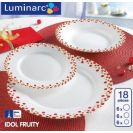 Luminarc Idol Fruity Сервиз столовый 18 пр. J8547